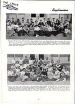 1955 Nazareth Area High School Yearbook Page 38 & 39