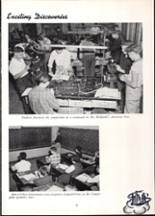 1955 Nazareth Area High School Yearbook Page 42 & 43