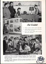 1955 Nazareth Area High School Yearbook Page 44 & 45