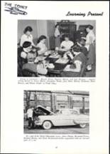 1955 Nazareth Area High School Yearbook Page 46 & 47