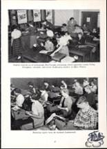 1955 Nazareth Area High School Yearbook Page 48 & 49