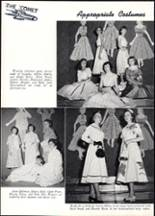 1955 Nazareth Area High School Yearbook Page 50 & 51