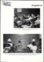 1955 Nazareth Area High School Yearbook Page 52 & 53