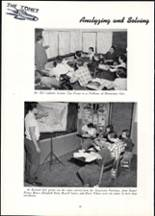 1955 Nazareth Area High School Yearbook Page 54 & 55
