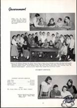 1955 Nazareth Area High School Yearbook Page 58 & 59