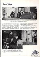 1955 Nazareth Area High School Yearbook Page 66 & 67