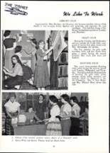 1955 Nazareth Area High School Yearbook Page 74 & 75