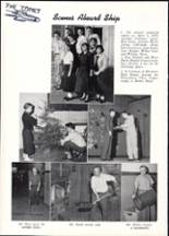 1955 Nazareth Area High School Yearbook Page 80 & 81