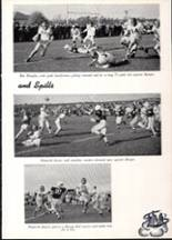 1955 Nazareth Area High School Yearbook Page 84 & 85