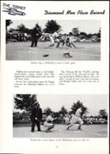 1955 Nazareth Area High School Yearbook Page 92 & 93