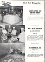 1955 Nazareth Area High School Yearbook Page 100 & 101