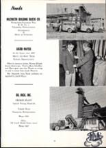 1955 Nazareth Area High School Yearbook Page 102 & 103