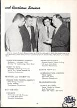 1955 Nazareth Area High School Yearbook Page 106 & 107