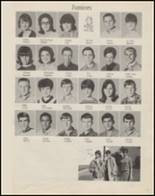 1968 Kirby High School Yearbook Page 20 & 21
