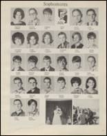 1968 Kirby High School Yearbook Page 22 & 23