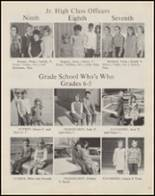 1968 Kirby High School Yearbook Page 60 & 61