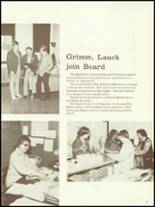 1977 West Bend High School Yearbook Page 22 & 23
