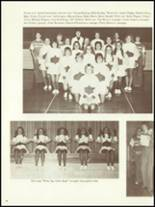 1977 West Bend High School Yearbook Page 34 & 35