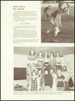1977 West Bend High School Yearbook Page 42 & 43