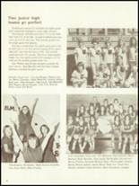1977 West Bend High School Yearbook Page 46 & 47