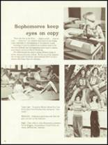 1977 West Bend High School Yearbook Page 54 & 55