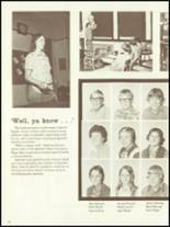1977 West Bend High School Yearbook Page 60 & 61