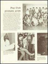 1977 West Bend High School Yearbook Page 74 & 75