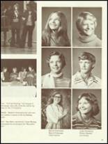 1977 West Bend High School Yearbook Page 88 & 89