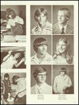 1977 West Bend High School Yearbook Page 90 & 91