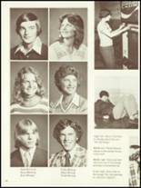 1977 West Bend High School Yearbook Page 92 & 93