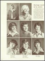 1977 West Bend High School Yearbook Page 94 & 95
