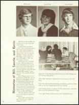 1977 West Bend High School Yearbook Page 102 & 103