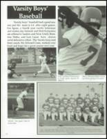 2000 Central High School Yearbook Page 116 & 117