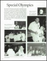 2000 Central High School Yearbook Page 126 & 127