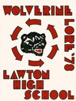 1978 Yearbook Lawton High School