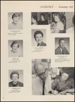 1970 Bloomfield High School Yearbook Page 14 & 15