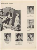 1970 Bloomfield High School Yearbook Page 16 & 17