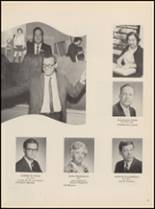 1970 Bloomfield High School Yearbook Page 18 & 19