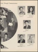 1970 Bloomfield High School Yearbook Page 20 & 21