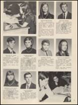 1970 Bloomfield High School Yearbook Page 50 & 51