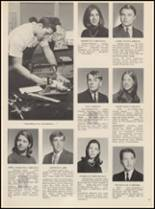 1970 Bloomfield High School Yearbook Page 54 & 55