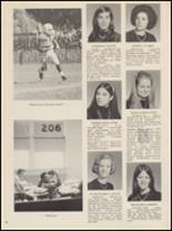 1970 Bloomfield High School Yearbook Page 58 & 59