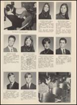 1970 Bloomfield High School Yearbook Page 60 & 61