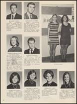 1970 Bloomfield High School Yearbook Page 62 & 63
