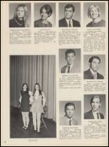 1970 Bloomfield High School Yearbook Page 64 & 65