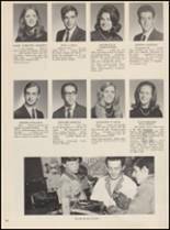 1970 Bloomfield High School Yearbook Page 66 & 67