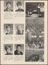 1970 Bloomfield High School Yearbook Page 68 & 69