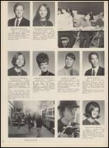 1970 Bloomfield High School Yearbook Page 70 & 71