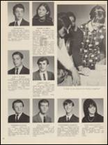 1970 Bloomfield High School Yearbook Page 72 & 73