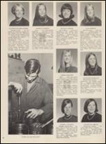 1970 Bloomfield High School Yearbook Page 74 & 75